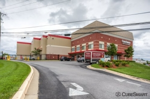 Image of CubeSmart Self Storage - Capitol Heights Facility at 1501 Ritchie Station Court 20743 Capitol Heights, MD