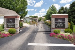 Wisteria Court Apartments Facility at  1456 Wisteria Court, Swansea, IL