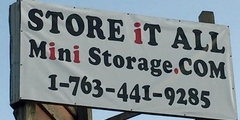 A Lock Up Storage   Elk River   15656 Edison Street   Thumbnail 1