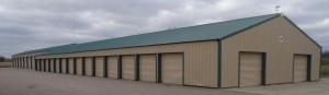 Mazo Storage - Industrial Drive