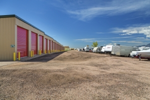 Trojan Storage of Stetson Hills