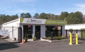 Save Green Self Storage - Columbia