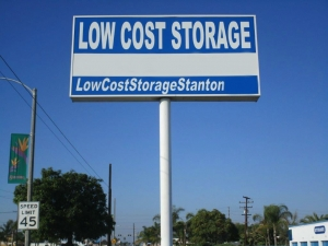 Low Cost Storage Stanton Self Storage Facility Hold