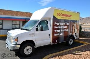 CubeSmart Self Storage - El Paso - 9447 Diana Dr - Photo 3