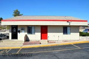 Image of CubeSmart Self Storage - El Paso - 5201 N Mesa St Facility on 5201 N Mesa St  in El Paso, TX - View 2