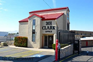 CubeSmart Self Storage - El Paso - 301 N Clark Drive Facility at  301 N Clark Drive, El Paso, TX