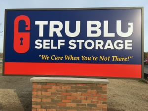 Tru Blu Self Storage Facility at  60 Goodway Drive, Rochester, NY