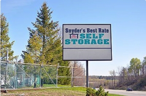 Snyder's Best Rate Self Storage