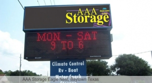 AAA Storage Eagle Nest