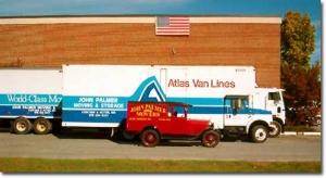 John Palmer Moving & Storage