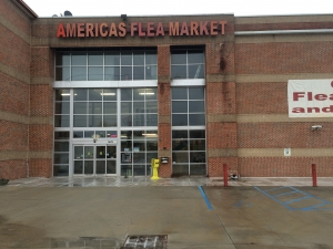 America's Flea Market and Storage Facility at  3611 Salem Road, Covington, GA