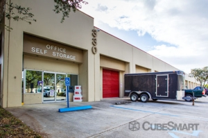 CubeSmart Self Storage - Royal Palm Beach - 330 Business Park Way