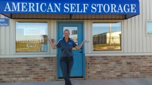 American Self-Storage - South Hattie Ave.