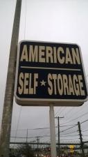 American Self-Storage - N. Meridian Ave.