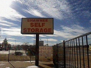 Shawnee Self-Storage - N. Harrison Street