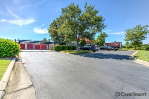 Image of CubeSmart Self Storage - Pineville Facility on 12710 Lancaster Highway  in Pineville, NC - View 2