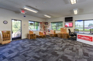 Image of CubeSmart Self Storage - Pineville Facility on 12710 Lancaster Highway  in Pineville, NC - View 3