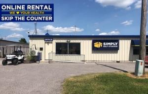 Simply Self Storage - 1324 S Commerce Street - Ardmore Facility at  1324 South Commerce Street, Ardmore, OK