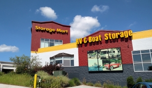 StorageMart - 101st St & Scott Circle - Photo 1