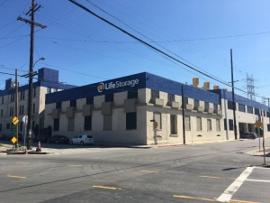 Life Storage - Los Angeles - East Commercial Street Facility at  801 East Commercial Street, Los Angeles, CA