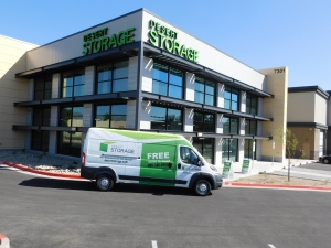 Desert Storage - Scottsdale Road & Acoma Drive