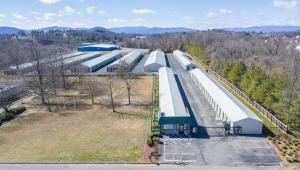 Image of Storage King USA - 023 - Vinton, VA - E. Washington Ave Facility on 1914 East Washington Avenue  in Vinton, VA - View 2