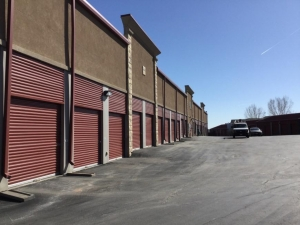 Image of Life Storage - Thornton Facility on 9000 Gale Boulevard  in Thornton, CO - View 3