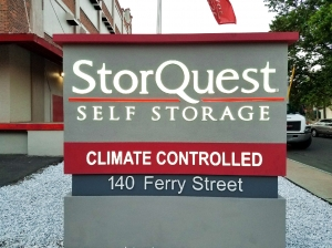 Image of StorQuest - New Haven / Ferry Facility on 140 Ferry Street  in New Haven, CT - View 4