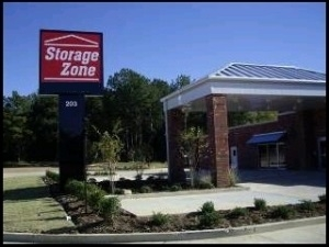 Storage Zone Clinton