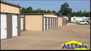 Allsafe Storage, LLC Facility at  5423 U.s. 49, Hattiesburg, MS