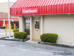 CubeSmart Self Storage - Anderson - 1625 N Main St