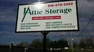Attic Storage of Lake Lotawana