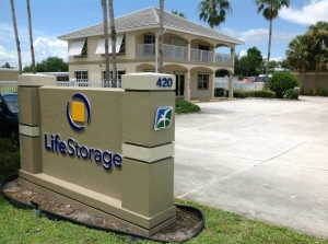 Life Storage - Port Saint Lucie - Northwest Peacock Boulevard Facility at  420 Northwest Peacock Boulevard, Port Saint Lucie, FL