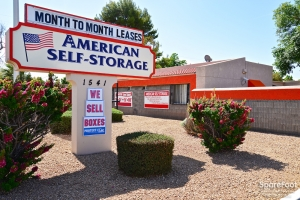 Mesa Az Self Storage Facility Rentals Near Me 81 Units
