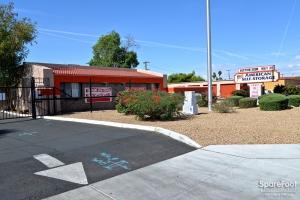 Image of American Self Storage - Mesa Facility on 1541 W University Dr  in Mesa, AZ - View 2