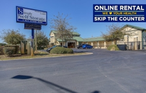 Image of Simply Self Storage - 9546 Navarre Parkway - Navarre Facility on 9546 Navarre Pkwy  in Navarre, FL - View 2