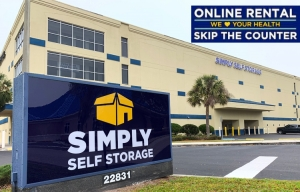 Simply Self Storage - 22831 Preakness Blvd - Land O' Lakes Facility at  22831 Preakness Boulevard, Land O' Lakes, FL
