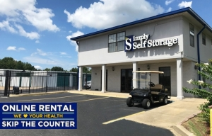 Simply Self Storage - 9085 Ann Drive - Southaven Facility at  9085 Ann Drive, Southaven, MS