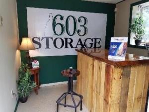 603 Storage - Northwood / Epsom / Nottingham / Lee