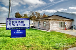 Prime Storage - Bondville Facility at  205 East Chestnut St, Bondville, IL