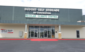 Budget Self Storage Covington