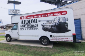 Charmant Armor Self Storage   Haltom City   Photo 2