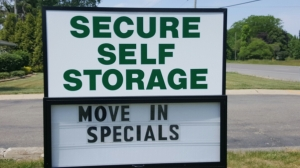 Secure Self Storage II