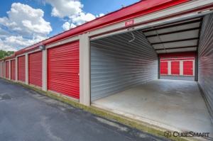 Image of CubeSmart Self Storage - Walpole Facility on 500 Providence Highway  in Walpole, MA - View 4
