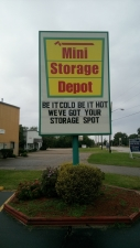 Mini Storage Depot - Franklin
