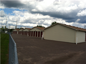 Crow River Storage - James Rd.