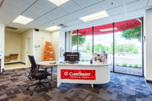 Image of CubeSmart Self Storage - Greenville - 2422 Laurens Rd Facility on 2422 Laurens Rd  in Greenville, SC - View 2