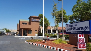Central Self Storage   Milpitas