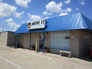 Move It Self Storage - Grand Prairie