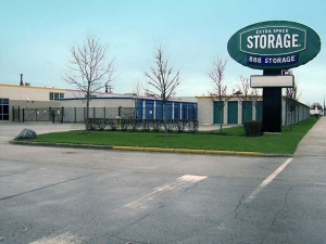 Image of Extra Space Storage - Chicago - 60th Street Facility at 7131 West 60th Street  Chicago, IL